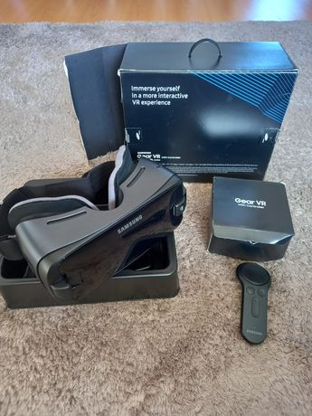 Gear VR with controler