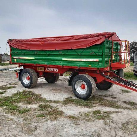 Przyczepa rolnicza Auto-Tech PT8