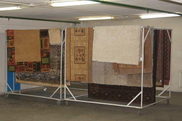 Стирка ковров с бесплатной доставкой