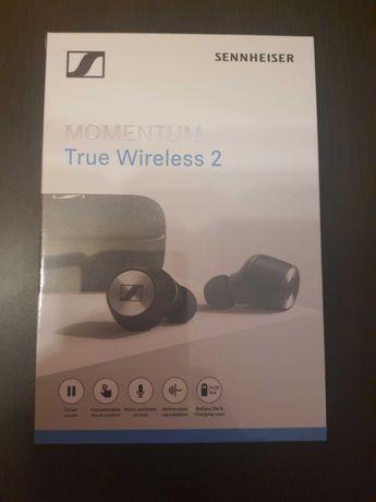 Słuchawki Sennheiser True Wireless 2 nowe