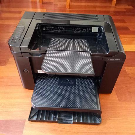 Drukarka HP LaserJet P1606dn, dupleks, sieć, nowy toner
