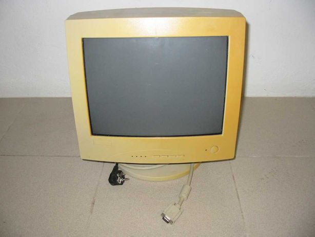 Monitores CRT 15''