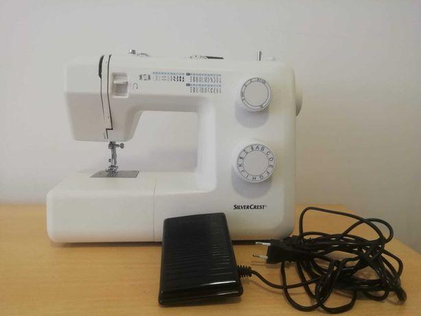 Máquina de Costura da SilverCrest