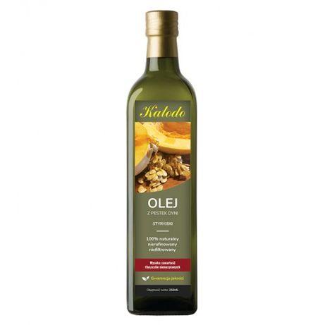 Olej z pestek dyni styryjski