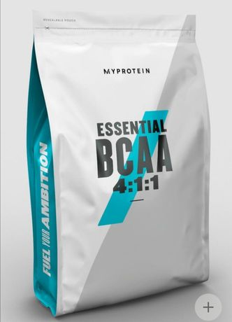BCAA Essential 4:1:1 Myprotein 250 г БЦАА Англия