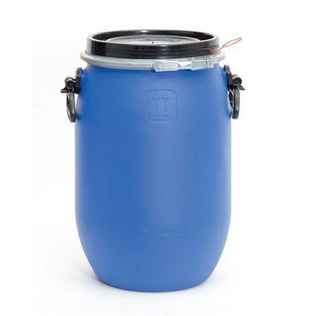 Beczka, kanister, 50, 60L | zbiornik plastikowy na wodę deszczówkę
