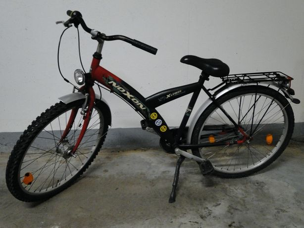 """Rower miejski Xcross Noxon, rama: 17-18"""" (45 cm), koła: 26 x 1.95, uży"""