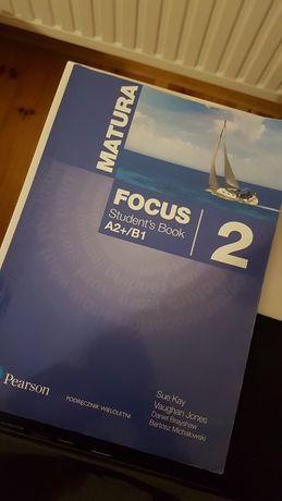 Focus 2 podręcznik