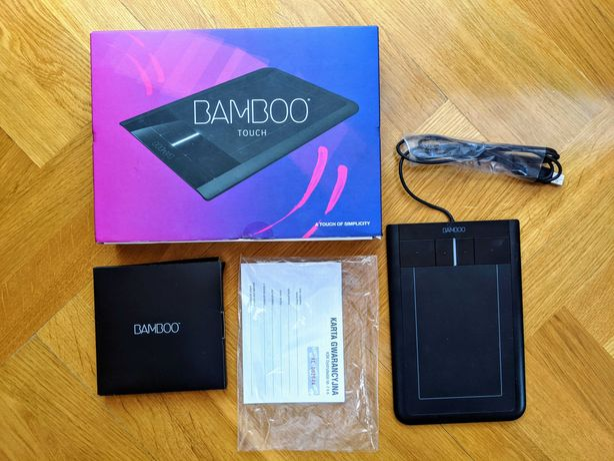 Tablet Wacom Bamboo Touch CTT-460