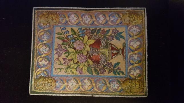 Antyk, Wzór pokrycia na krzesło, na zamówienie króla Zygmunta Augusta