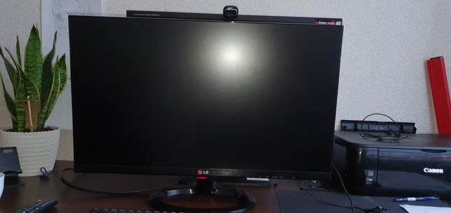 Monitor LG 1080p 60Hz IPS