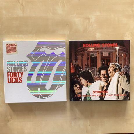 Caixas CD Rolling Stones