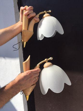 Lampy sufitowe, kinkiety