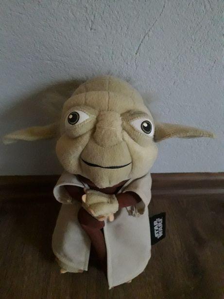 Maskotka tanio oryginalna jak nowa film Star Wars YODA 28 cm
