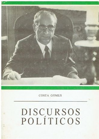 10177 Discursos Politicos de Costa Gomes