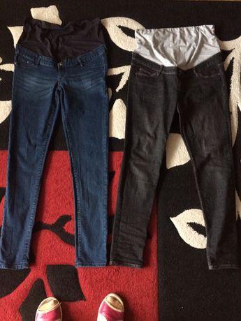Spodnie ciążowe 2 pary