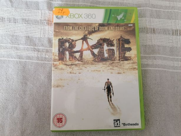 Rage gra xbox 360