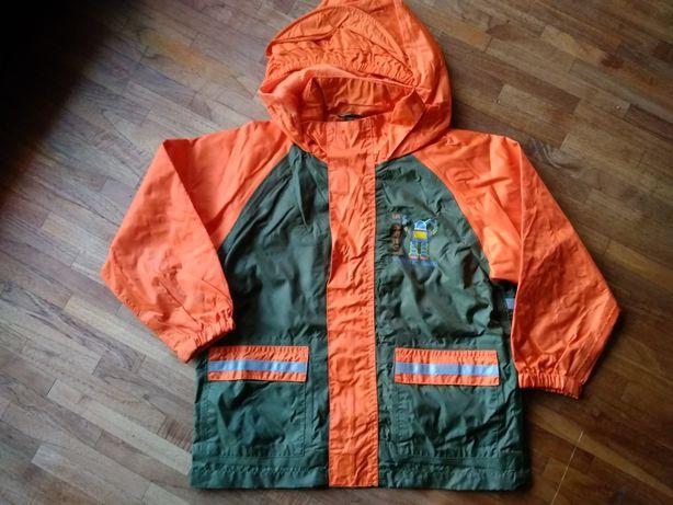 Wiatrówka kurtka i spodnie na deszcz 104