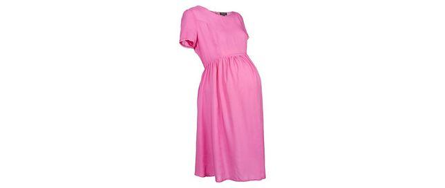 NOWA Różowa sukienka ciążowa na lato NEw Look R. 38, 40, 42, 44