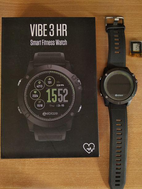 Продам смарт часы Zeblaze vibe 3 HR
