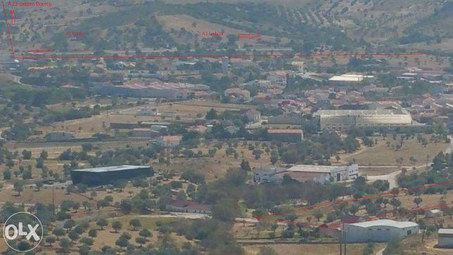 Terreno Industrial construção
