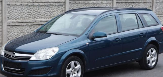Opel Astra III 1.7 2007r 258t.km