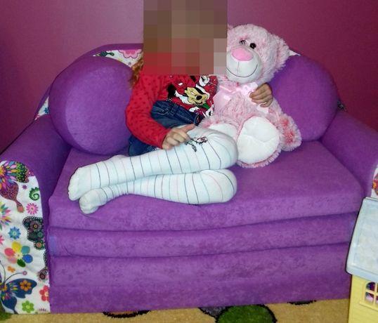 Mini Sofa dla dziecka - z funkcją spania