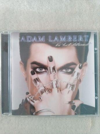 """CD """"Adam Lambert - For Your Entertaiment"""""""