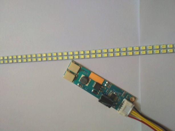 """Универсальная LED подсветка для замены ламп мониторах 15"""" - 24"""""""