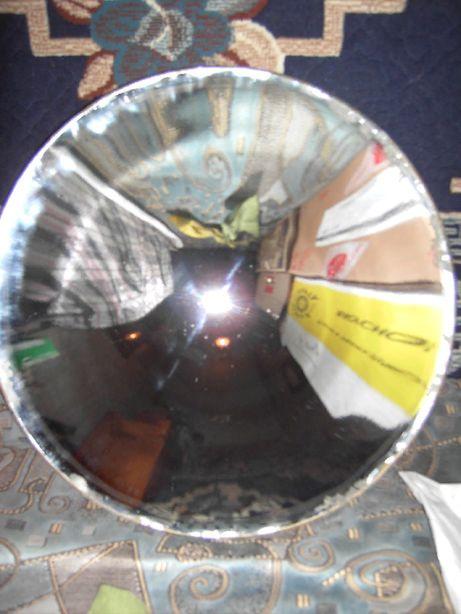 Зеркало вогнутое 460 мм. диаметр.