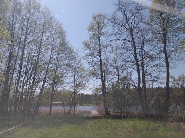 Działki (około 1000m2) z dostępem do jeziora Łąkie, Skępe