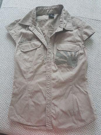 Bench bluzka w stylu militarnym r.M