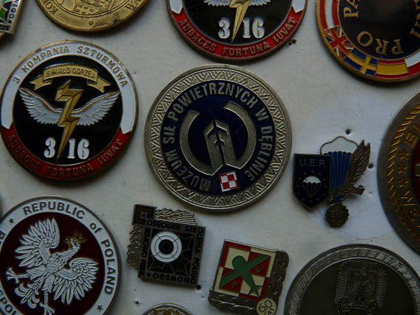 Odznaka Muzeum Sił Powietrznych w Dęblinie