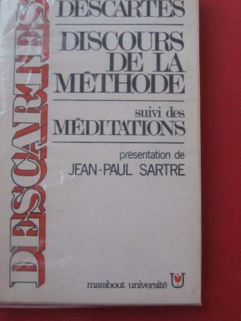 Discours de la Méthode - Descartes