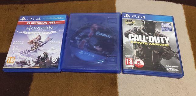 Sprzedam 3 GRY na PS4