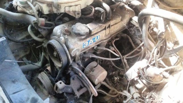 Toyota Corolla 1.5 AE70 розбор кузов или обмен на Москвич ЗАЗ ВАЗ