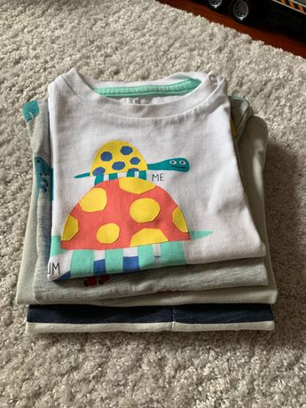 Pack - 4 T-shirts - 18/ 24 m
