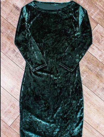 Платье Вельвет   44-46