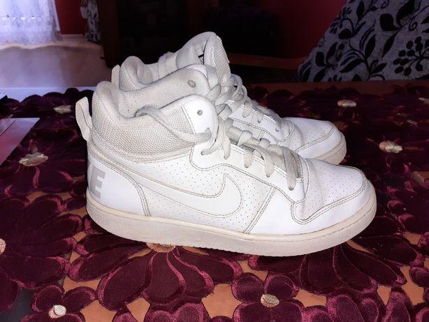 Buty Nike wyższe