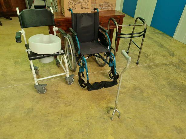 Cadeira de rodas e outros