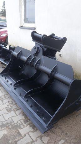 Łyżka skarpowa hydrauliczna volvo s60 0.6m3