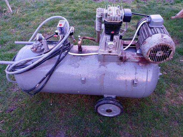 Kompresor-sprężarka 180l