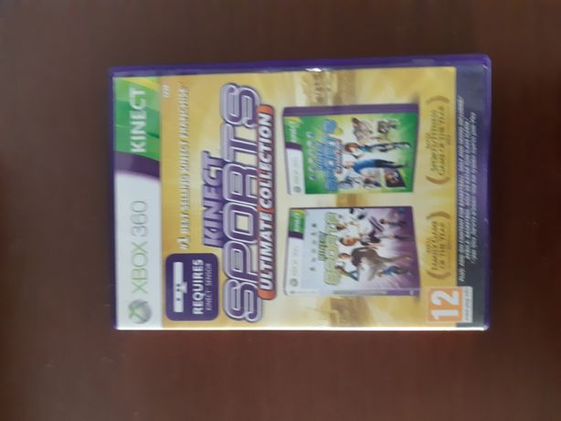 Kinect sports Ultimate Collection (2 płyty) na xbox 360.