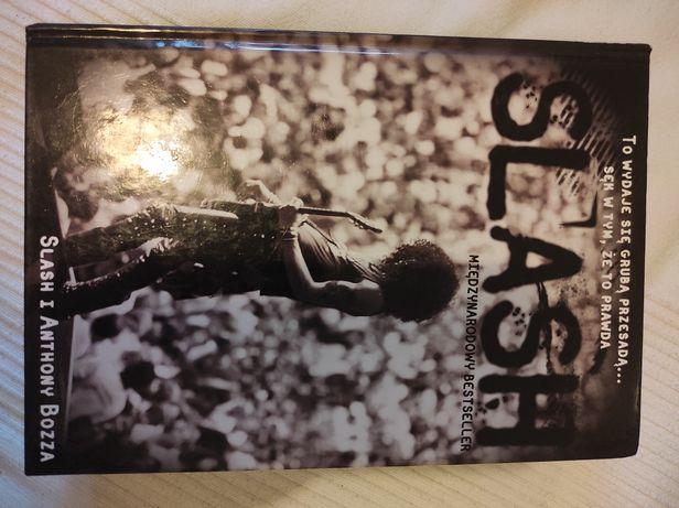 Slash i Anthony Bozza autobiografia + GRATIS Rockowy dom wariatów