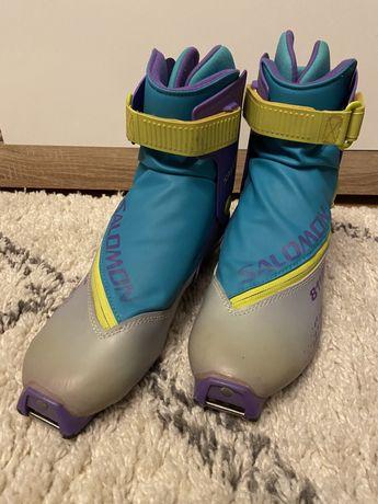 Лыжные ботинки Salomon (Саломон)