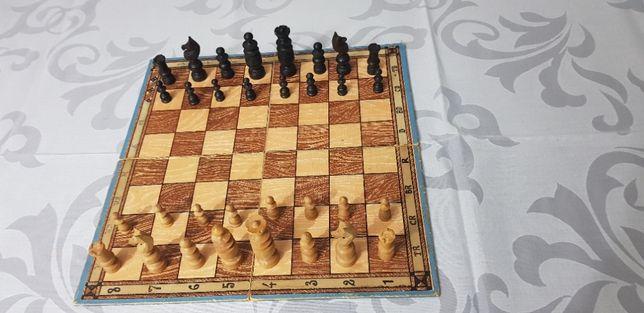 Jogo xadrez / Chess - pau preto inicio séc. XX
