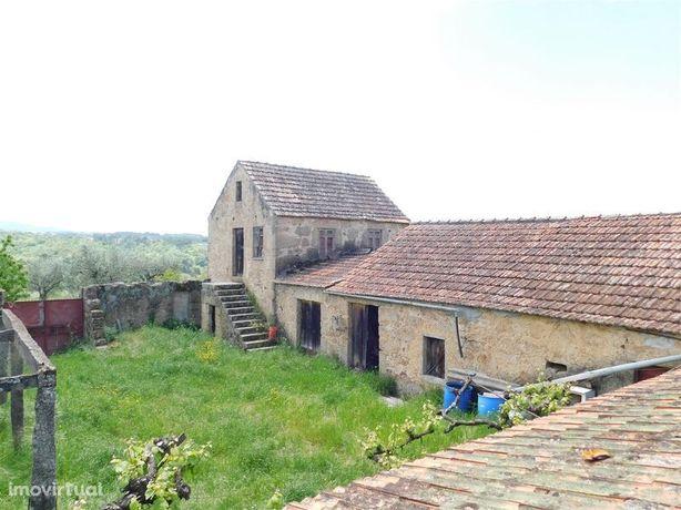 Quinta V0 com ruína Santa Comba Seia