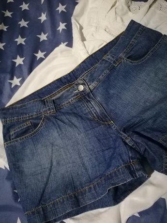 Spodenki krótkie Denim basics jeansowe