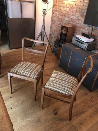 Stare krzesla Art Decko