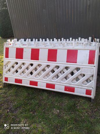 Bariery ochronne,zapora drogowa